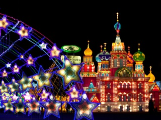 people generation presents magical winter lights dallas native team dave perry miller real estate
