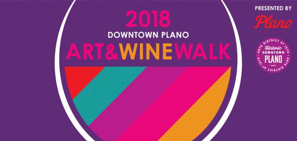 Downtown-Plano-Art-Wine-Walk-Plano-Magazine-2018-1170x557