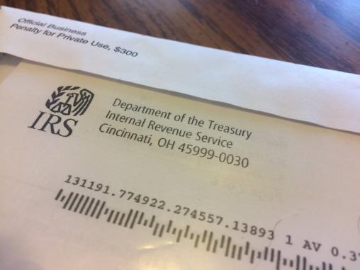 IRS-Notice
