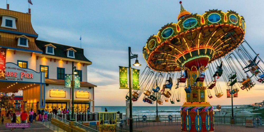 galveston-island-historic-pleasure-pier-package